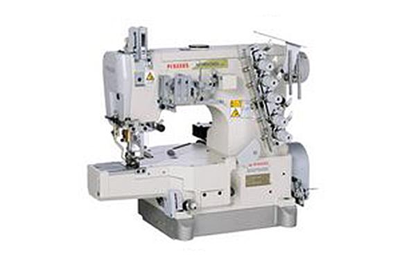 Oil Barrier Type Cylinder Bed Interlock Stitch Machines W600p Series New Woosun Trading Co Ltd