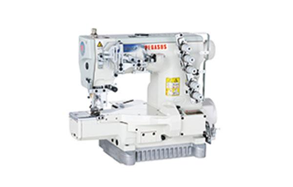 Oil Barrier Type Cylinder Bed Interlock Stitch Machines W3600p Series New Woosun Trading Co Ltd
