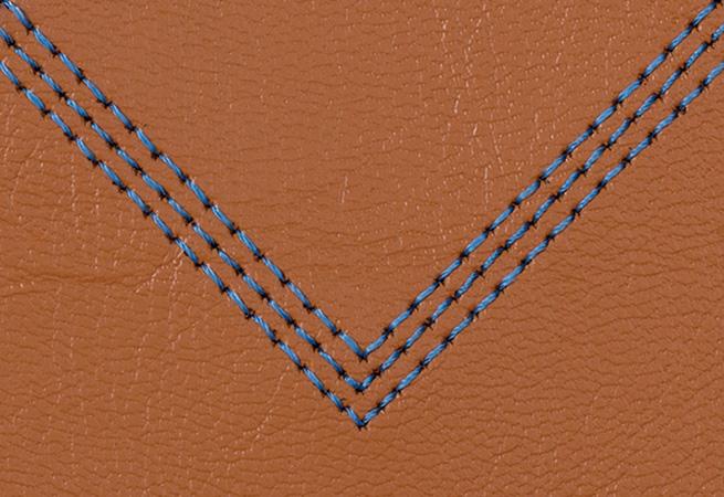 在最高縫紉速度2,800sti/min下仍可實現高生產力和高品質縫紉